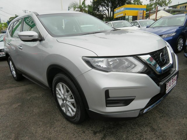 Used Nissan X-Trail T32 Series II ST X-tronic 2WD Mount Gravatt, 2019 Nissan X-Trail T32 Series II ST X-tronic 2WD Silver 7 Speed Constant Variable Wagon