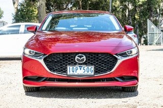 2019 Mazda 3 BP2SLA G25 SKYACTIV-Drive GT Red 6 Speed Sports Automatic Sedan