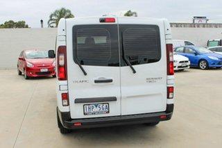 2016 Renault Trafic X82 103KW Low Roof SWB White 6 Speed Manual Van