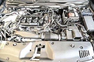 2018 Honda Civic 10th Gen MY18 VTi-LX Blue 1 Speed Constant Variable Sedan