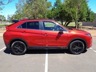 2020 Mitsubishi Eclipse Cross YA MY20 Black Edition 2WD Red 8 Speed Constant Variable Wagon