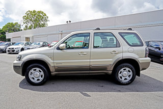 2006 Ford Escape ZC XLS Gold 4 Speed Automatic SUV
