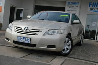 2006 Toyota Camry ACV40R Altise Beige 5 Speed Automatic Sedan.