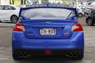 2016 Subaru WRX V1 MY17 STI AWD Blue 6 Speed Manual Sedan