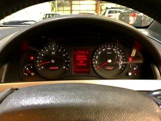 2010 Holden Commodore VE MY10 SS V Black 6 Speed Manual Sedan