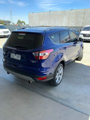 2018 Ford Escape ZG 2018.00MY Titanium Blue 6 Speed Sports Automatic SUV