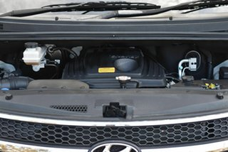 2014 Hyundai iMAX TQ-W MY13 White 5 Speed Automatic Wagon