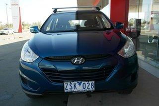 2012 Hyundai ix35 LM2 Active Blue 6 Speed Sports Automatic Wagon.
