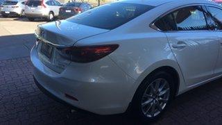2014 Mazda 6 GJ1031 Touring SKYACTIV-Drive White 6 Speed Sports Automatic Sedan
