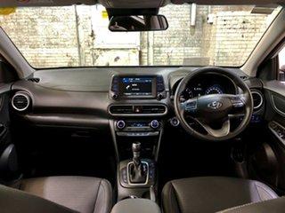 2017 Hyundai Kona OS MY18 Highlander 2WD White 6 Speed Sports Automatic Wagon