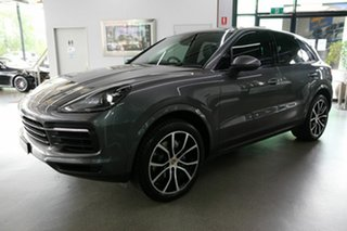 2019 Porsche Cayenne 9YA MY19 Tiptronic Grey 8 Speed Sports Automatic Wagon