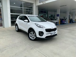 2017 Kia Sportage QL MY17 Si AWD Clear White 6 Speed Sports Automatic Wagon.