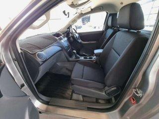 2017 Mazda BT-50 UR0YE1 XT 4x2 Hi-Rider Silver 6 Speed Sports Automatic Cab Chassis