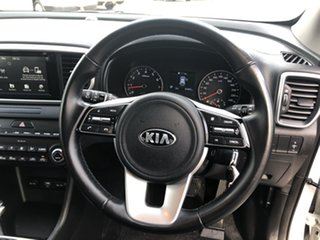 2019 Kia Sportage QL MY19 Si 2WD White 6 Speed Sports Automatic Wagon