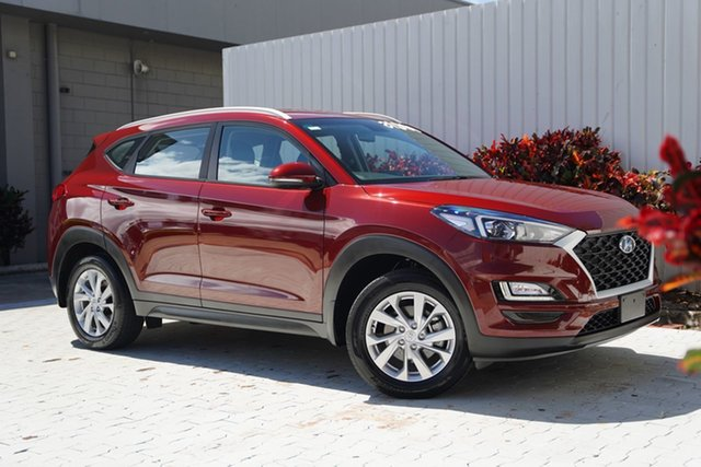 Used Hyundai Tucson TL3 MY19 Active X 2WD Cairns, 2019 Hyundai Tucson TL3 MY19 Active X 2WD Red 6 Speed Automatic Wagon