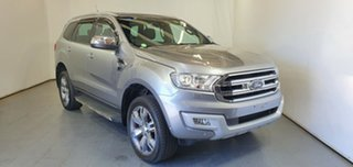 2015 Ford Everest UA Titanium Silver 6 Speed Sports Automatic SUV
