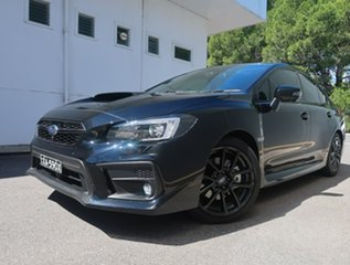 2020 Subaru WRX V1 MY20 Premium Lineartronic AWD Black 8 Speed Constant Variable Sedan.
