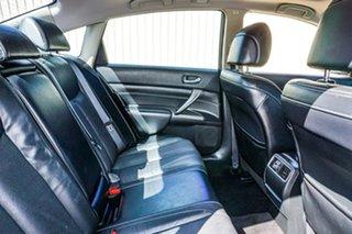 2011 Nissan Maxima J32 MY11 350 X-tronic Ti White 6 Speed Constant Variable Sedan