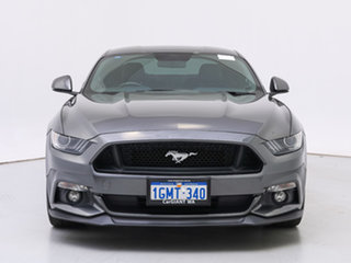 2016 Ford Mustang FM Fastback GT 5.0 V8 Grey 6 Speed Manual Coupe.