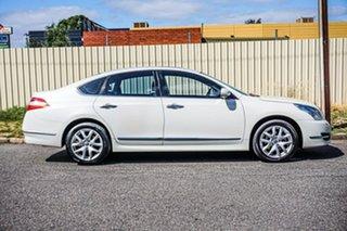2011 Nissan Maxima J32 MY11 350 X-tronic Ti White 6 Speed Constant Variable Sedan.