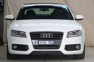 2010 Audi A5 8T 2.0 TFSI White CVT Multitronic Coupe