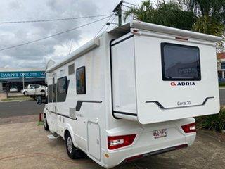 2018 Adria CORAL 660 SCS XL Expander.