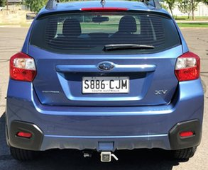2013 Subaru XV G4X MY14 2.0i AWD Blue 6 Speed Manual Wagon
