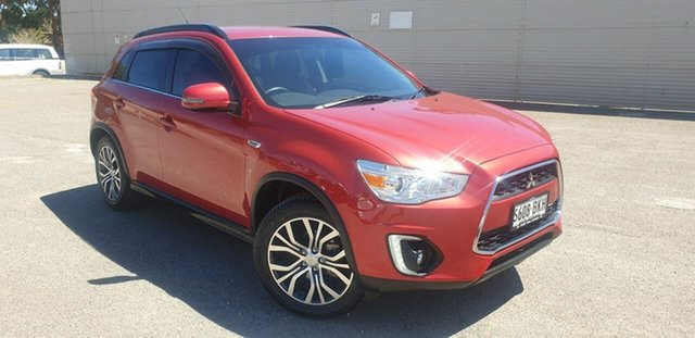 Used Mitsubishi ASX XC MY17 LS 2WD Elizabeth, 2016 Mitsubishi ASX XC MY17 LS 2WD Red 6 Speed Constant Variable Wagon