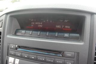 2012 Mitsubishi Pajero NW MY13 GLX-R Grey 5 Speed Sports Automatic Wagon