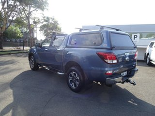 2016 Mazda BT-50 UR0YF1 XTR Deep Crystal Blue 6 Speed Automatic Utility.