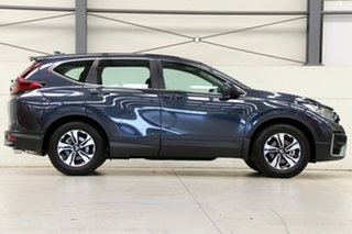 2020 Honda CR-V RW MY21 VTi FWD Cosmic Blue 1 Speed Constant Variable Wagon