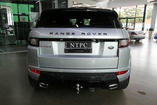 2018 Land Rover Range Rover Evoque L538 MY19 Landmark Edition Silver 9 Speed Sports Automatic Wagon