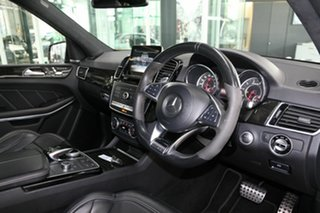 2016 Mercedes-Benz GLS-Class X166 GLS63 AMG SPEEDSHIFT PLUS 4MATIC Black 7 Speed.