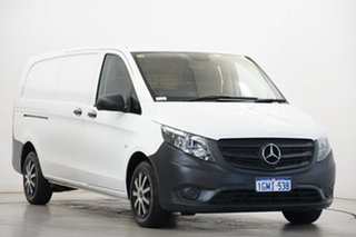 2017 Mercedes-Benz Vito 447 111CDI LWB White 6 Speed Manual Van