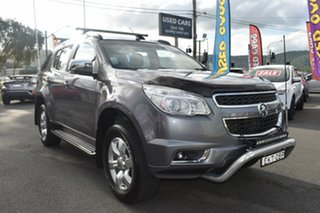 2015 Holden Colorado 7 RG MY16 LTZ Grey 6 Speed Sports Automatic Wagon.