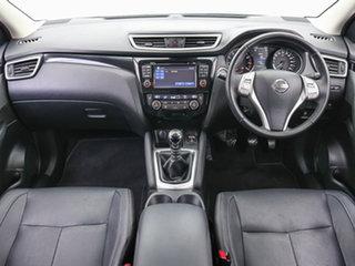 2017 Nissan Qashqai J11 TI White 6 Speed Manual Wagon