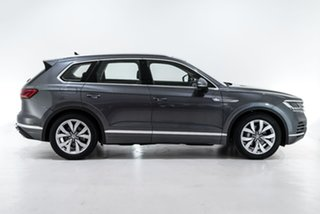 2020 Volkswagen Touareg CR MY20 190TDI Tiptronic 4MOTION Premium Grey 8 Speed Sports Automatic Wagon