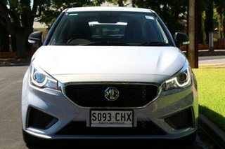 2020 MG MG3 SZP1 MY20 Silver 4 Speed Automatic Hatchback