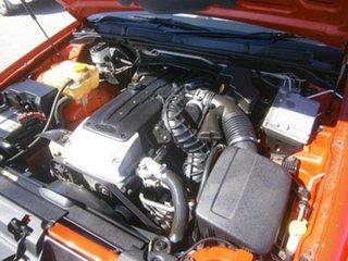 2008 Ford Falcon FG XT Red 5 Speed Sports Automatic Sedan