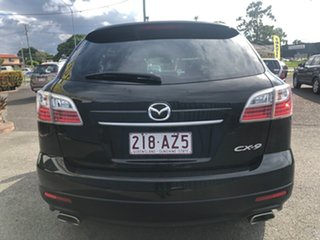 2010 Mazda CX-9 TB10A3 MY10 Luxury Black 6 Speed Sports Automatic Wagon