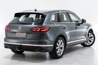 2020 Volkswagen Touareg CR MY20 190TDI Tiptronic 4MOTION Premium Grey 8 Speed Sports Automatic Wagon.