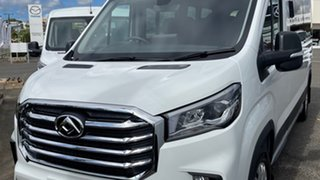 2021 LDV Deliver 9 Blanc White.