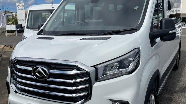 New LDV Deliver 9 Gladstone, 2021 LDV Deliver 9 Blanc White