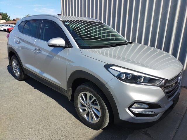 Used Hyundai Tucson TLE Elite 2WD Horsham, 2015 Hyundai Tucson TLE Elite 2WD 6 Speed Sports Automatic Wagon