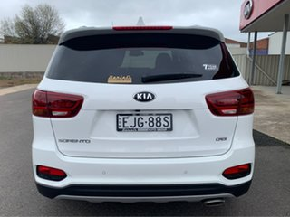 2019 Kia Sorento SLi Clear White Sports Automatic Wagon