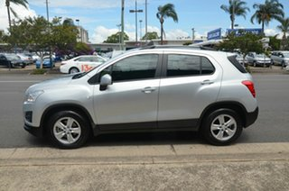 2014 Holden Trax TJ LS Silver 6 Speed Automatic Wagon