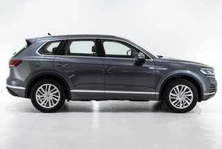 2020 Volkswagen Touareg CR MY20 190TDI Tiptronic 4MOTION Grey 8 Speed Sports Automatic Wagon