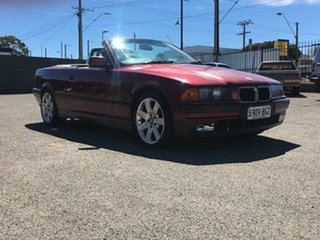 1995 BMW 3 Series E36 328i 5 Speed Automatic Convertible.
