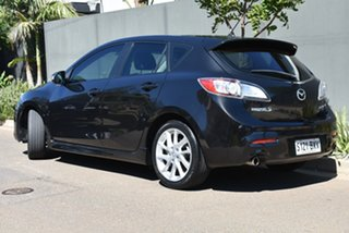 2011 Mazda 3 BL10L2 SP25 Activematic Black 5 Speed Sports Automatic Hatchback.