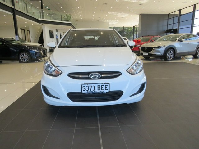 Used Hyundai Accent RB2 Active Edwardstown, RB2 Active Hatchback 5dr Man 6sp 1.6i